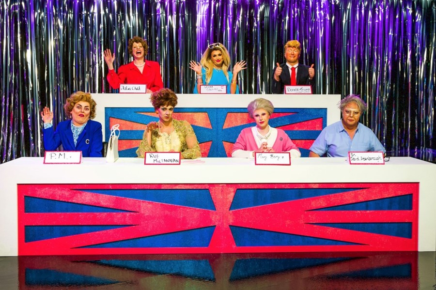 Rupaul's Drag Race UK Snatch Game