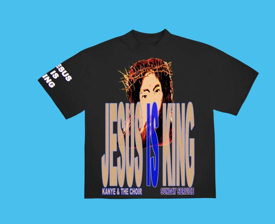 Kanye West Jesus is King Merch 6