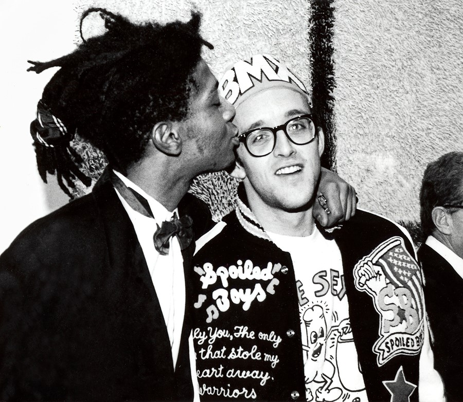 The show that reunites Jean-Michel Basquiat and Keith Haring