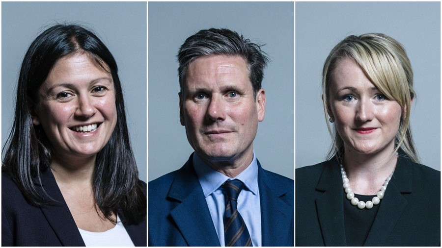 Potential Labour leadership candidates
