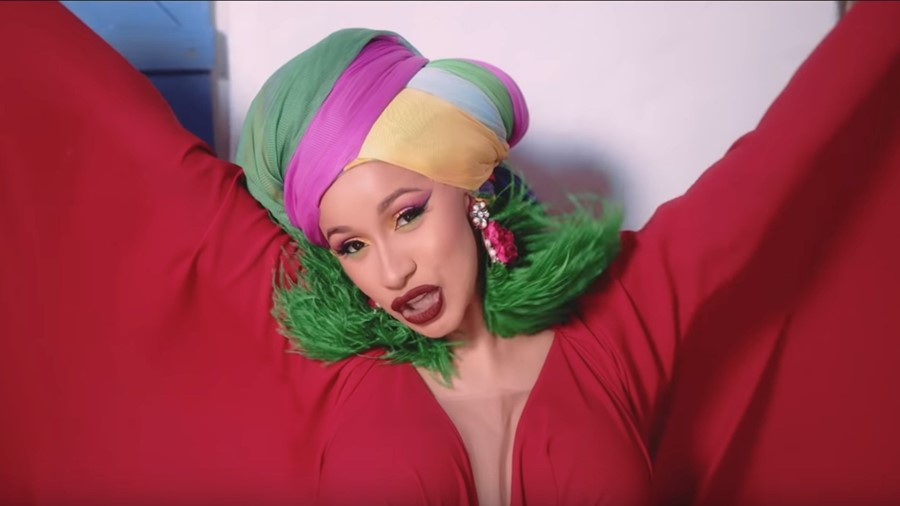 Cardi B's Invasion of Privacy is the most streamed female rap album, ever