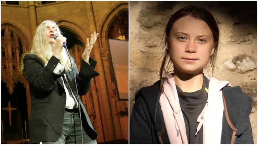 Greta Thunberg has flamed Meatloaf with scientific facts