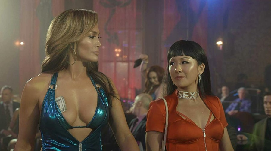 Jennifer Lopez and Constance Wu, Hustlers