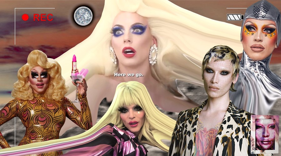 Drag Race Queens _ Marta Klara _ 2