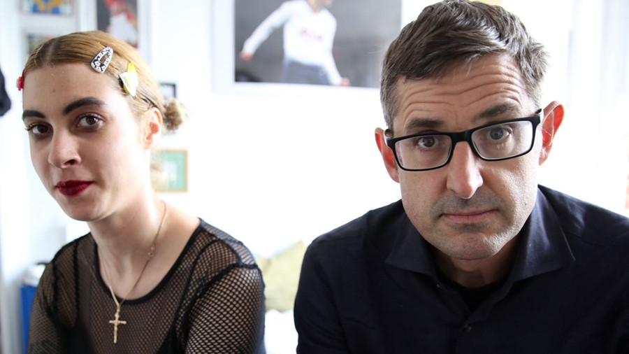 Louis Theroux Selling Sex documentary