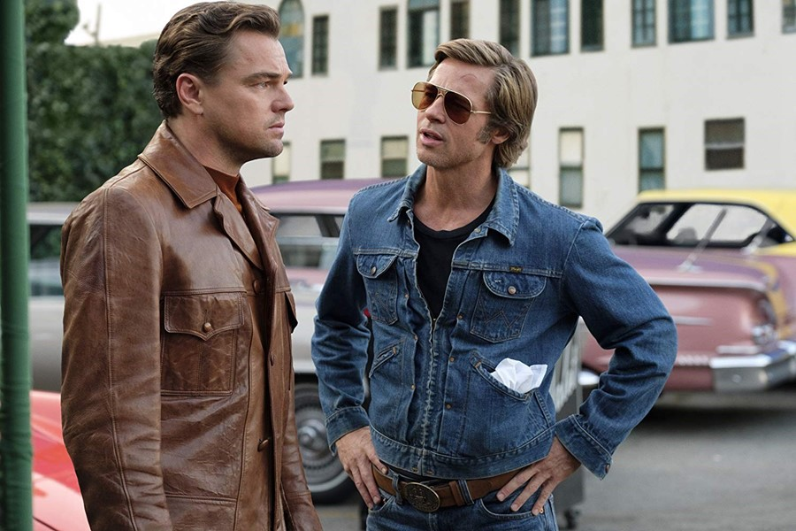 See inside the making of Once Upon A Time In Hollywood