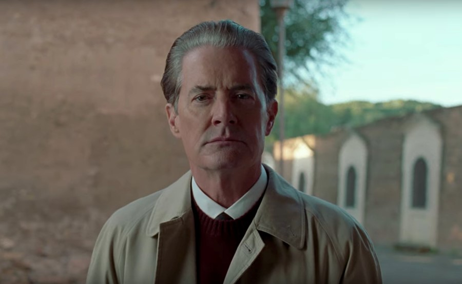 Kyle Maclachlan - The Staggering Girl (2020)