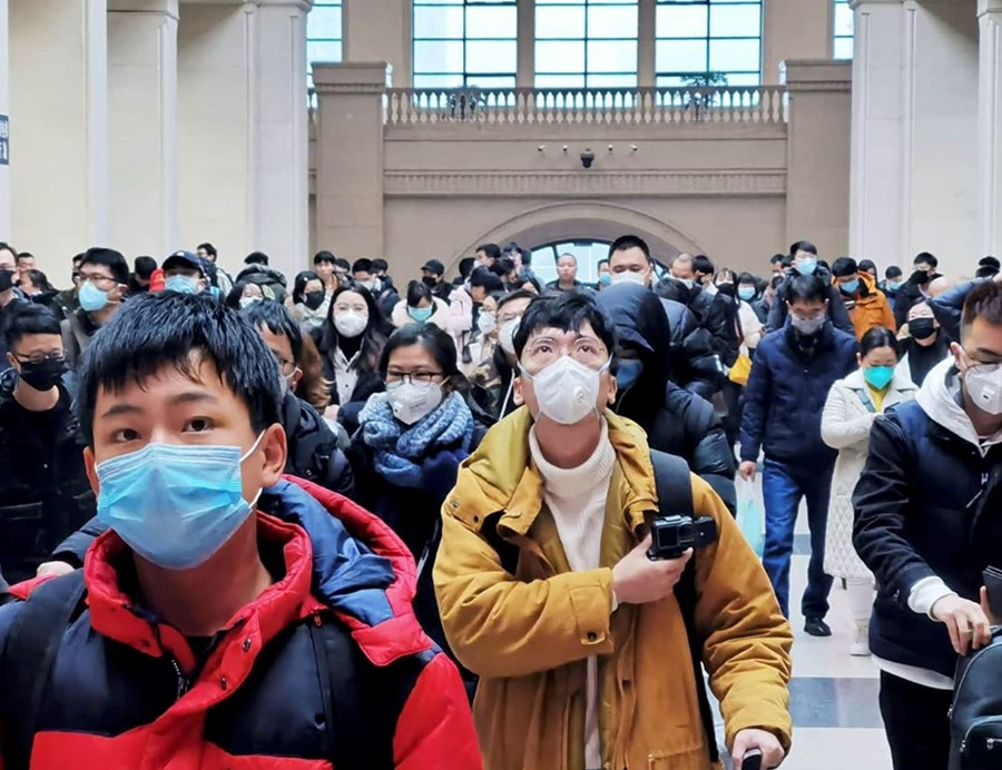 Young people of Wuhan tell their coronavirus stories