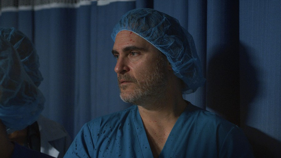 Joaquin Phoenix in Guardians of Life