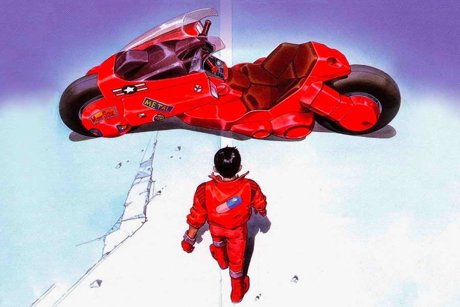 See never-before-seen clips from cult anime Akira