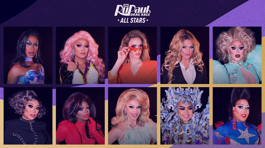 RuPaul's Drag Race All Stars Season 5