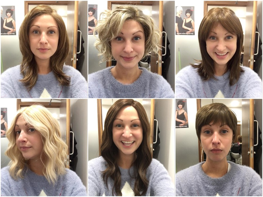 wig chemotherapy guide human synthetic