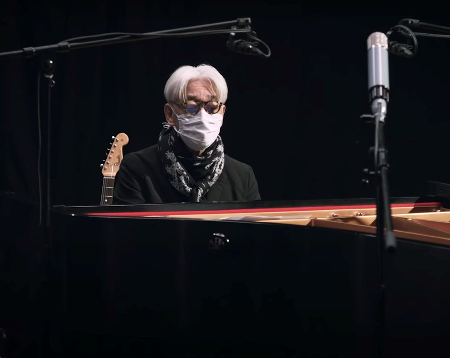 Ryuichi Sakamoto, Playing the Piano for the Isolated