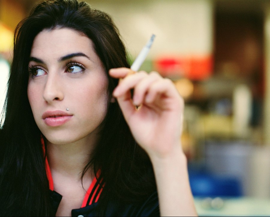 Amy Winehouse, London, 2004