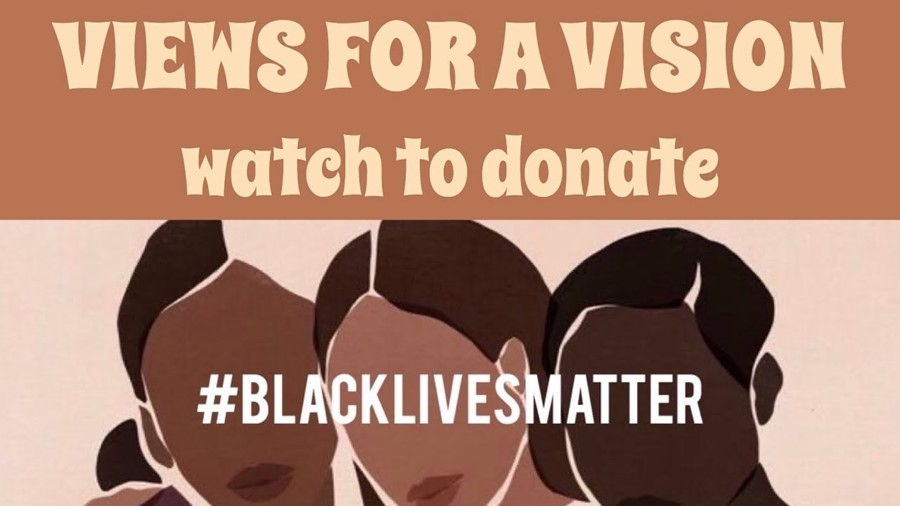 Black Lives Matter donation video