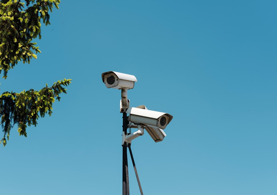 Surveillance at protests
