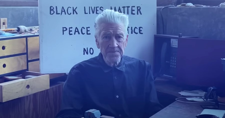 David Lynch Black Lives Matter weather report