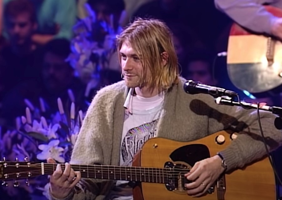 Kurt Cobain's 'MTV Unplugged' Guitar Sells at Auction for $6 Million