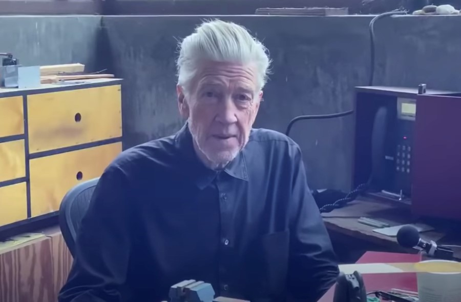 David Lynch, YouTube