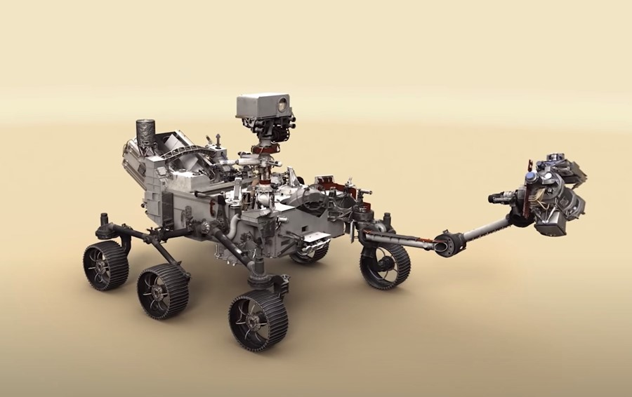 Watch NASA Launch Its Perseverance Mars Rover Live Right Here