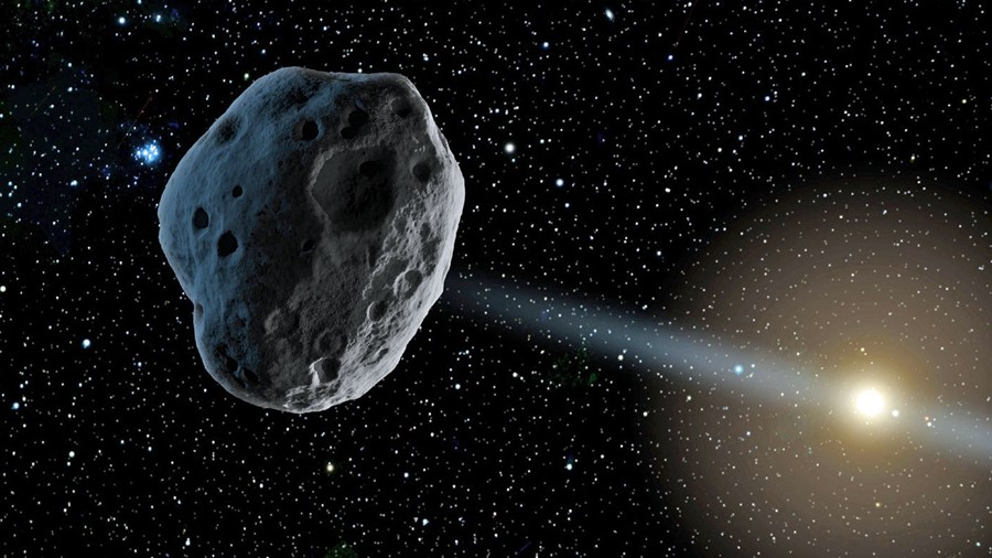 Asteroid could hit USA before Election Day