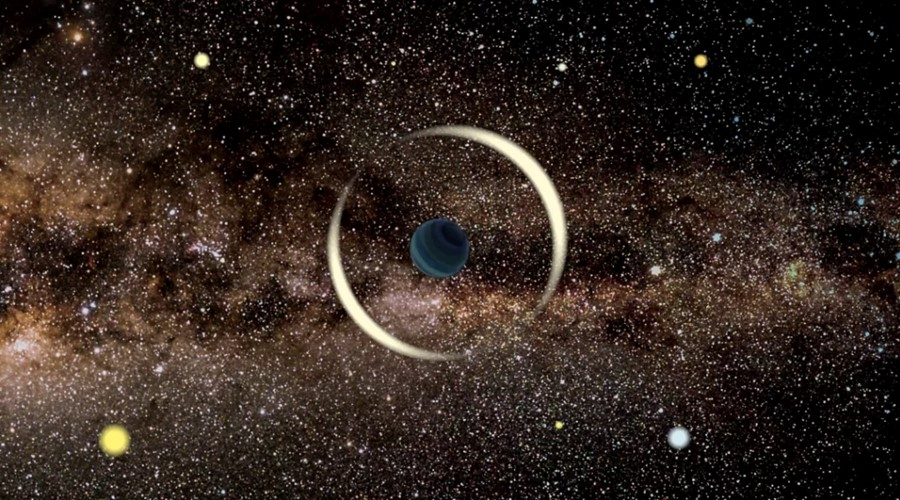 Rogue Planet Discovered Flying Through Milky Way Without a Star