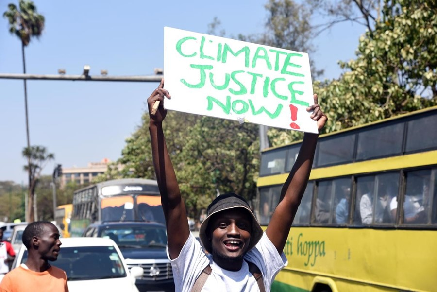 the student activists tackling the climate crisis