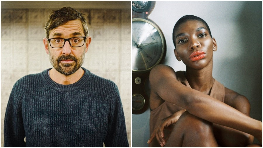 Michaela Coel on Grounded with Louis Theroux