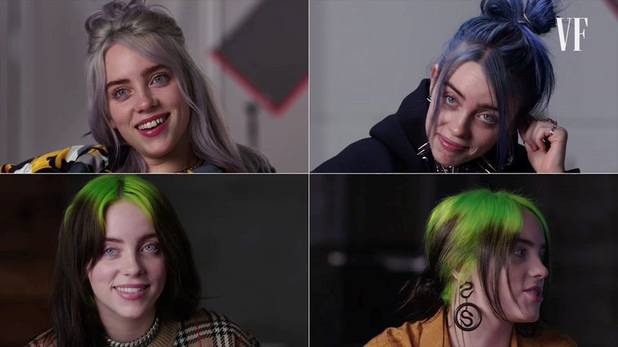 Billie Eilish currently working on '16 songs' and she loves them all
