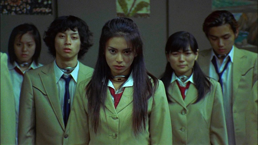 Battle Royale, Kinji Fukasaku