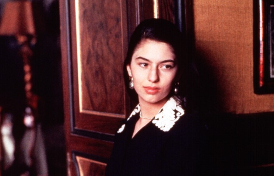 Sofia Coppola 'deeply wounded' by Godfather Part III criticism