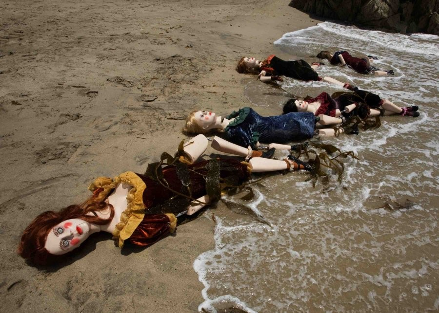 The Sea Of Silence, 2009, Production Still