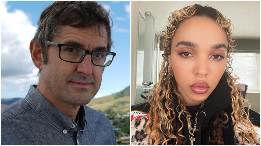 FKA twigs opens up to Louis Theroux about domestic abuse experiences