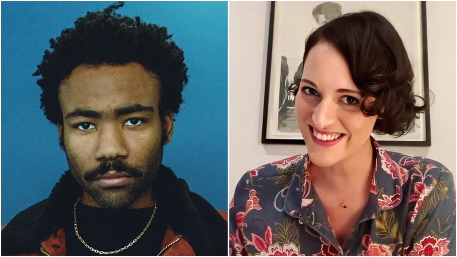 Donald Glover, Phoebe Waller-Bridge, Mr and Mrs Smith