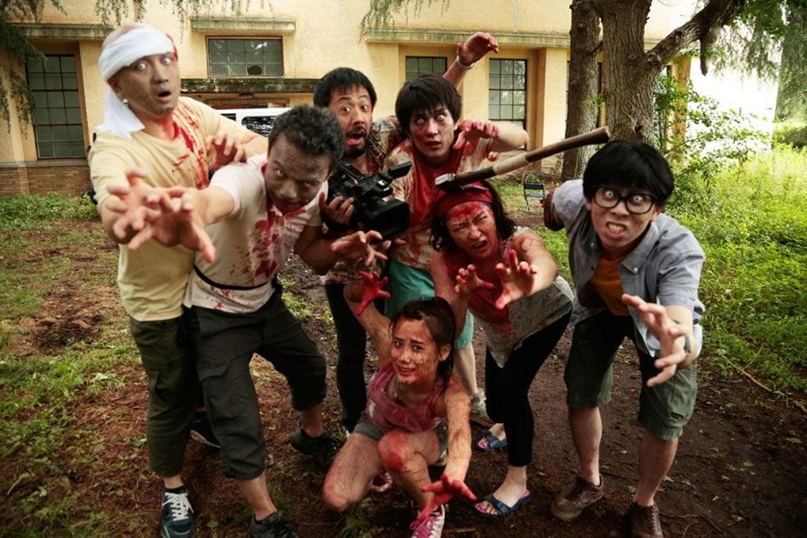One Cut of the Dead, Shin'ichirô Ueda (2017)