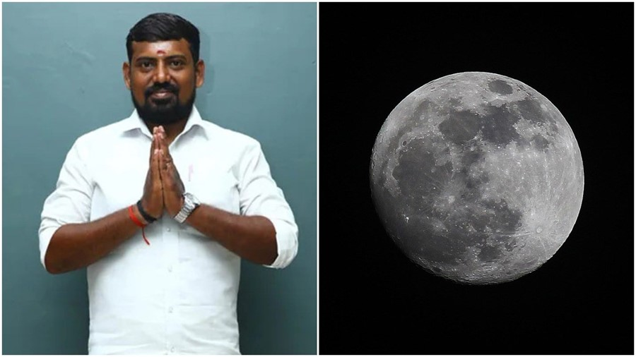 Thulam Saravanan promises free trips to the moon