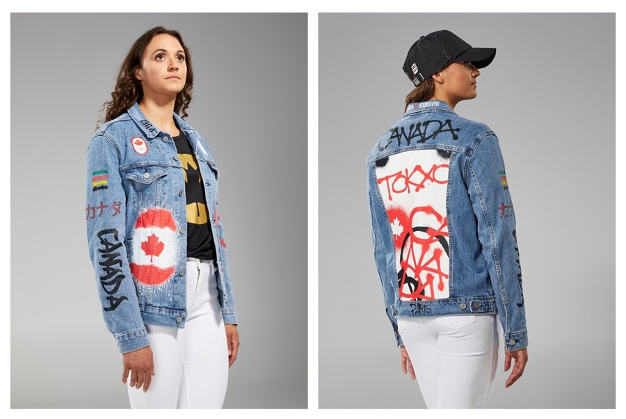 canada olympics 2021 Hudson's bay outfits