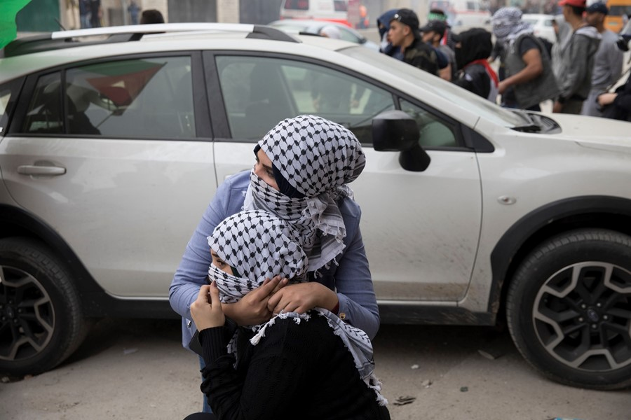 Israel is at war with its Palestinian citizens