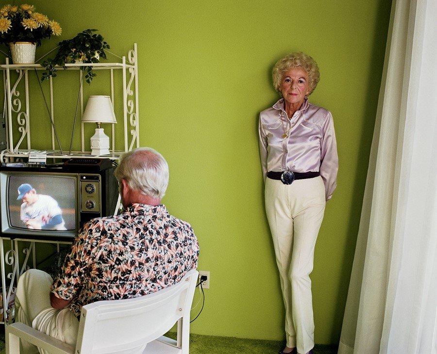 Larry Sultan, Pictures From Home