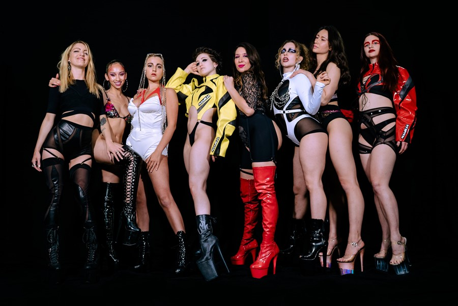 Berlin Strippers Collective 4