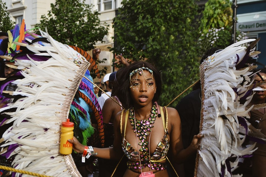 Javanie Stephens, An Ode to Notting Hill Carnival