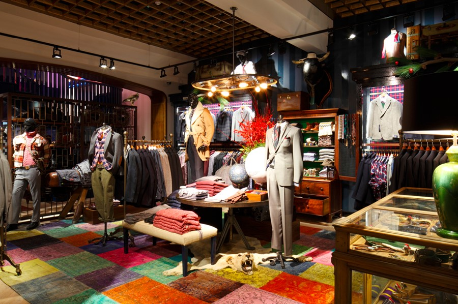 0f8f1e670 Tommy Hilfiger Brompton Road Store | Dazed