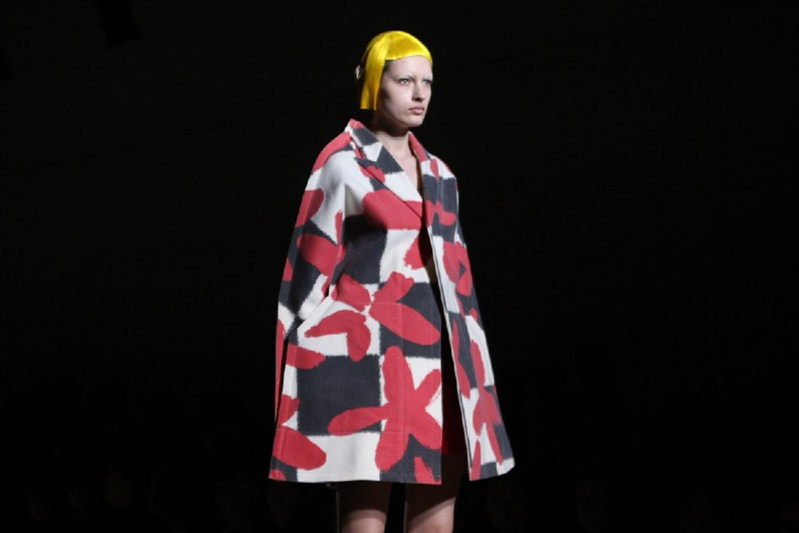 Comme des Garçons Womenswear A/W12. Photography by
