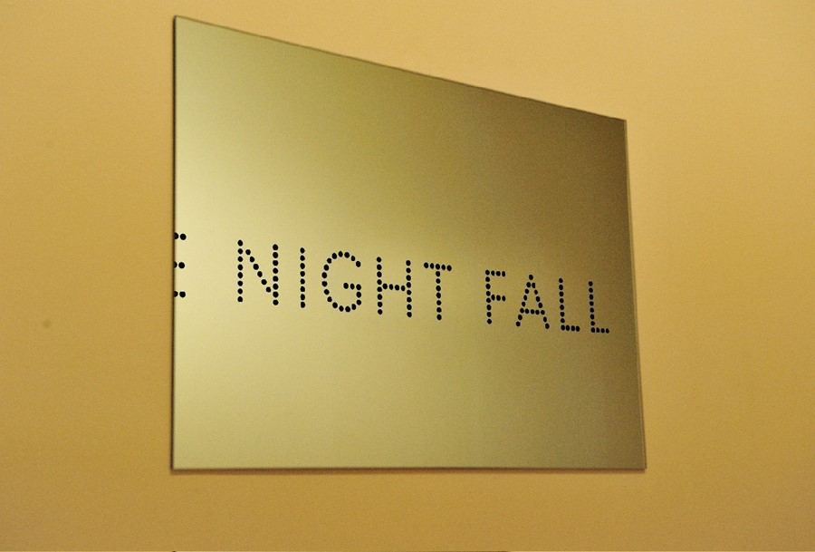Nathan Coley: Where Did the Night Fall