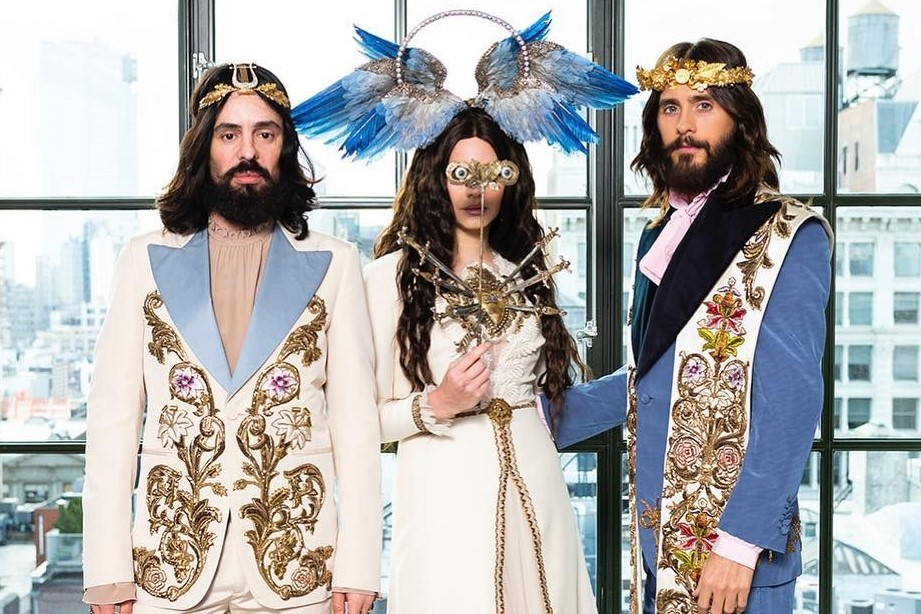 c1cc3af0bbb Shout out to the four men who actually made an effort at the Met Gala