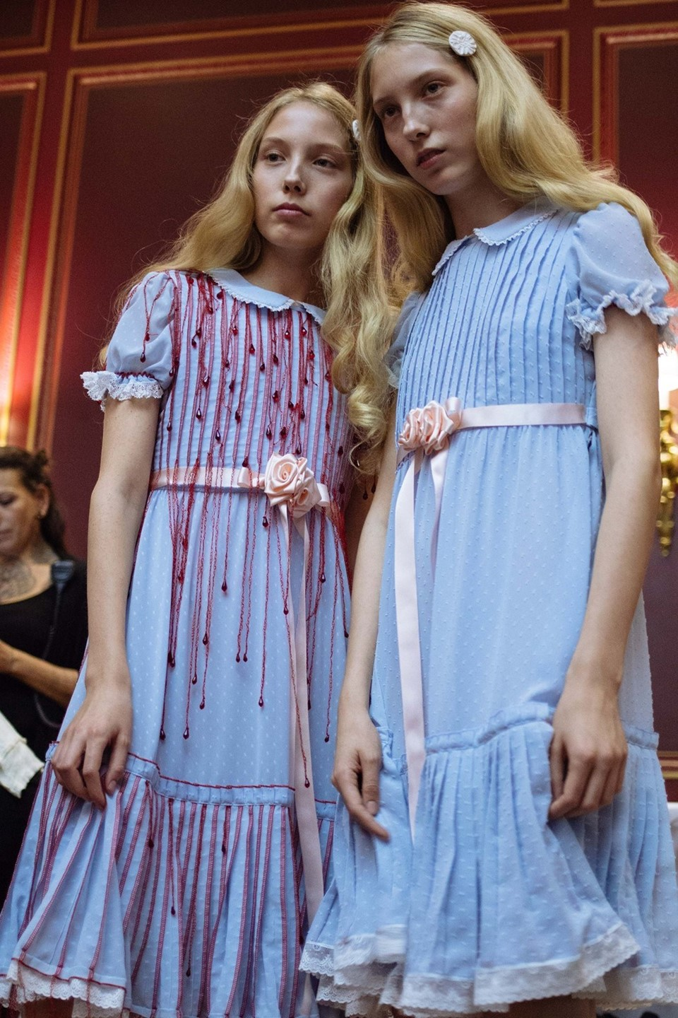 Four Fashion Collections Inspired By Your Favourite Horror Films Dazed