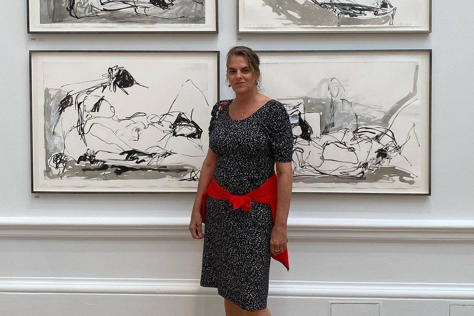 Tracey Emin's personal studio will become a public museum when she dies