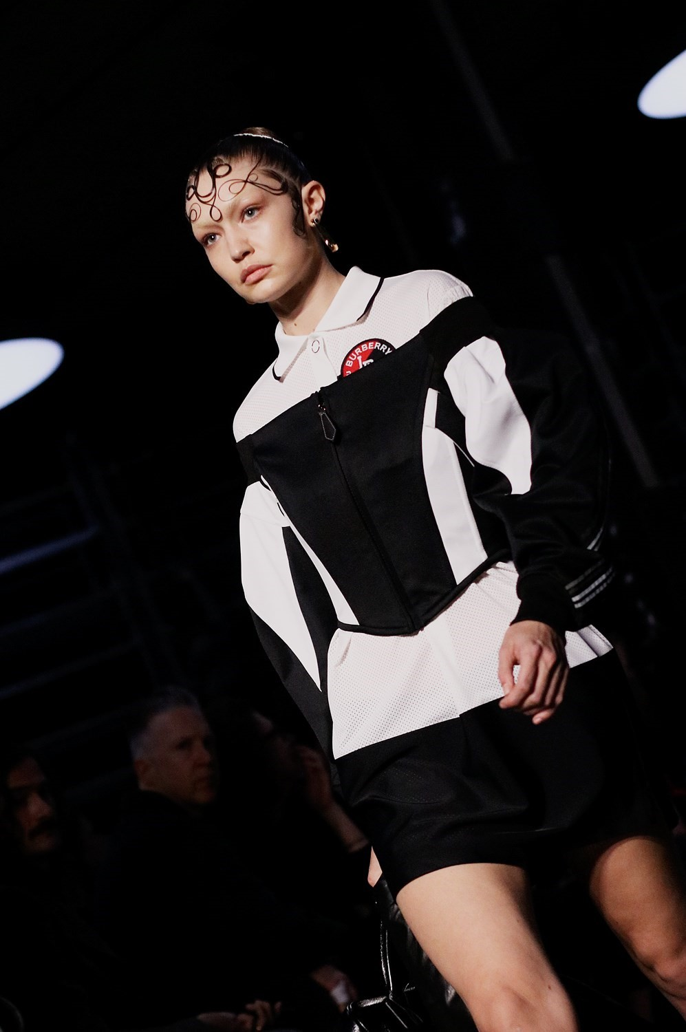 db132e6b170d Riccardo Tisci s second Burberry show was a tribute to youth